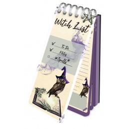 Witch List - Spells