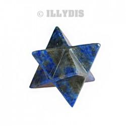 Merkaba Lapis-Lazuli - 2cm