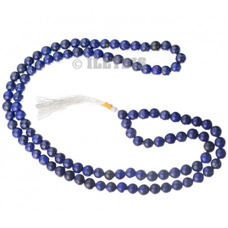 Mâlâ Lapis Lazuli - 7mm