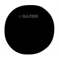 Miroir Magique en Obsidienne Noire 10cm