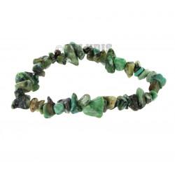 Bracelet Baroque : Turquoise Africaine Naturelle Qual. A - lot de 10