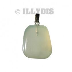Pendentif Jade Nephrite Qual. A - Lot de 5