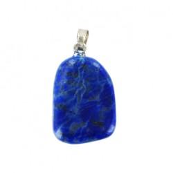 Pendentif Lapis Lazuli Qual. A - Lot de 5