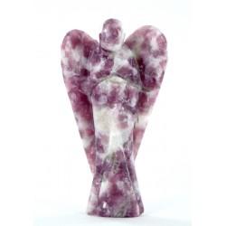 Ange Quartz Fumé 5 cm - Qual. A