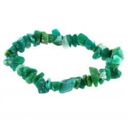 Bracelet Baroque : Amazonite de Russie Qual. A - lot de 10