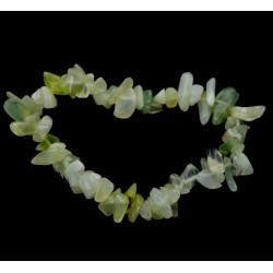 Bracelet Baroque : Jade Nephrite Qual. A - lot de 10