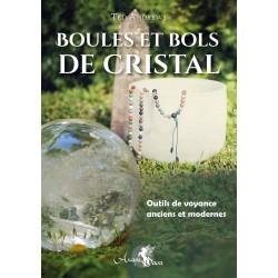 Boules et bols de cristal