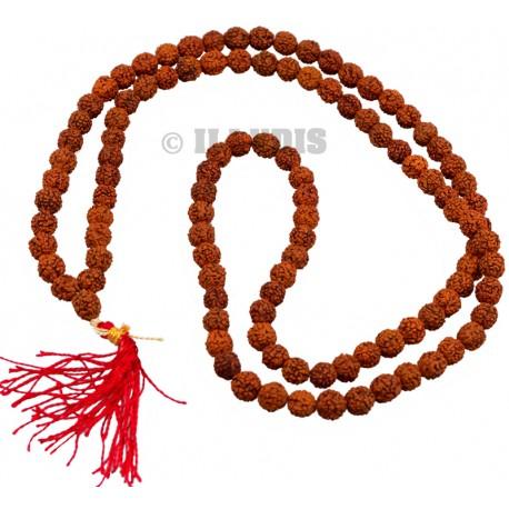 Mâlâ Rudraksha - perles 7 mm